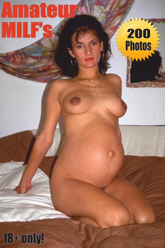 Amateur MILFs Nude & Kinky Adult Photo Magazine - June 2021
