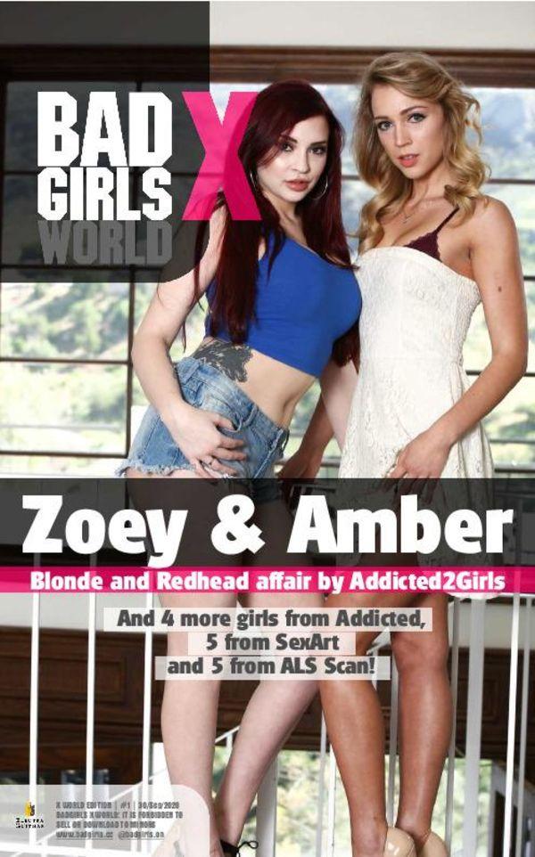 Bad Girls World X - Issue 1 - 1 September 2020