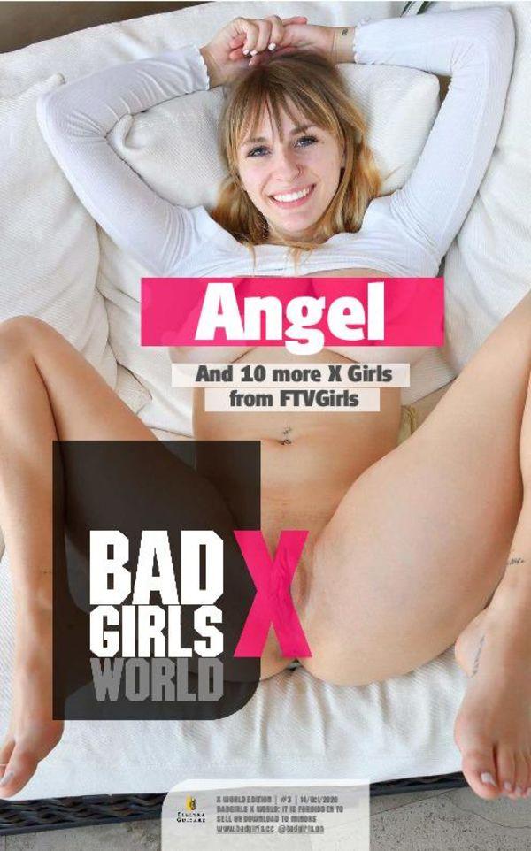 Bad Girls World X - Issue 3 - 21 October 2020