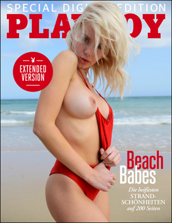 Playboy Germany Special Digital Edition - Beach Babes (Extended Version) - 2019