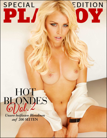 Playboy Germany Special Edition - Hot Blondes Vol.2 - 2019