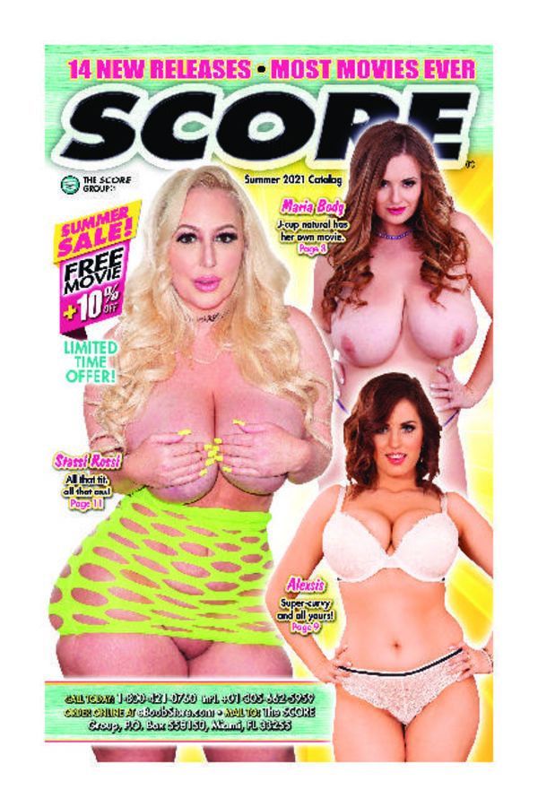 SCORE - Summer Catalog 2021