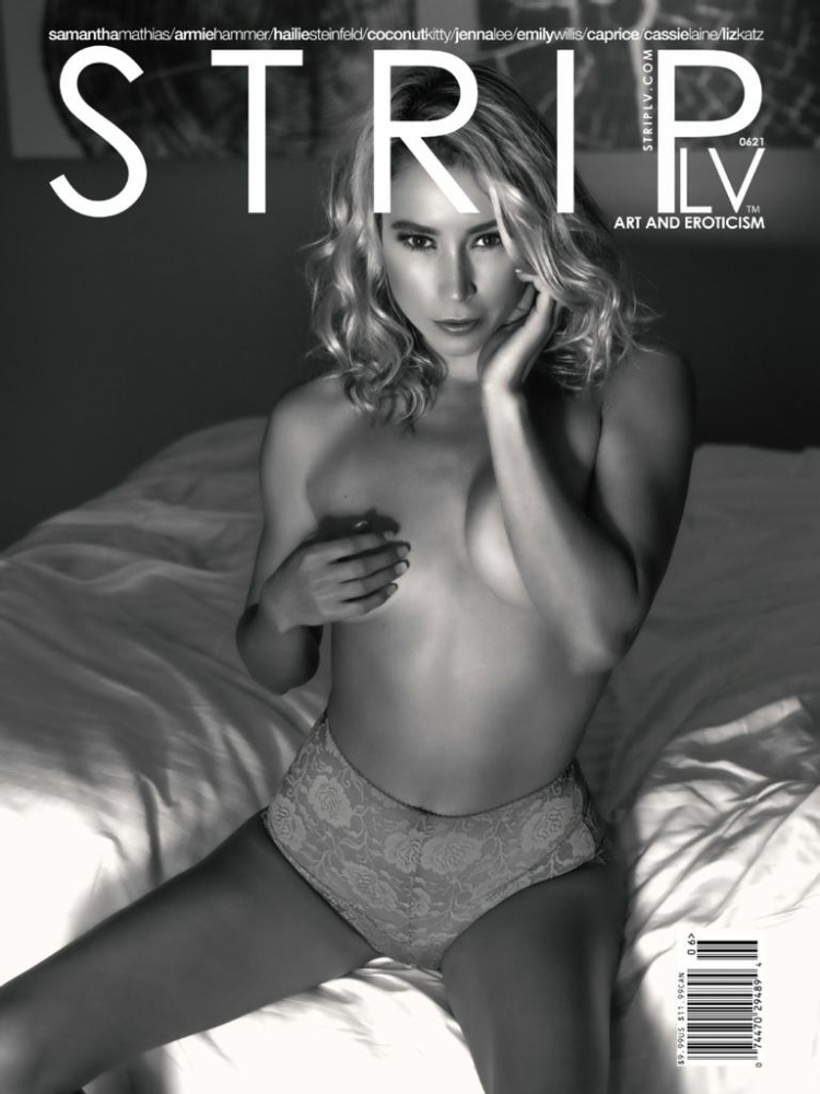 STRIPLV Magazine – June 2021