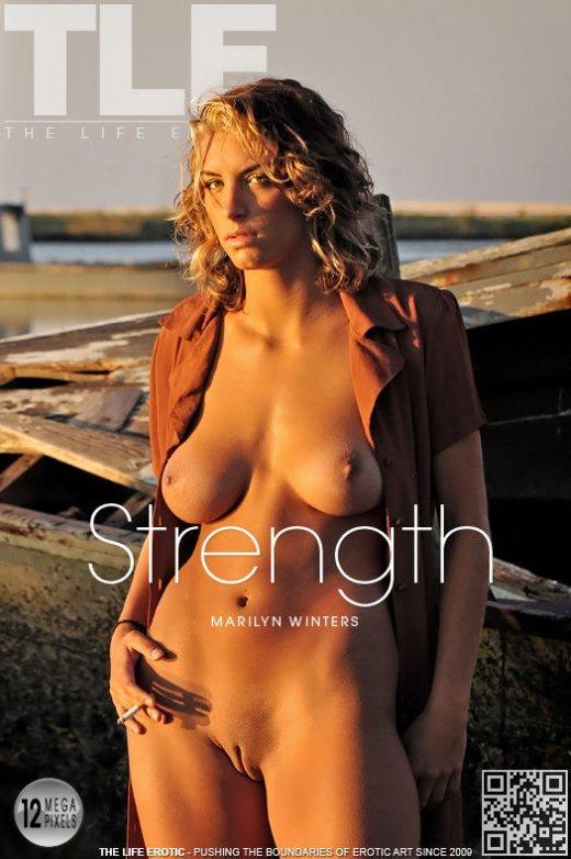 Marilyn winters nude Thelifeerotic Marilyn Winters Strength