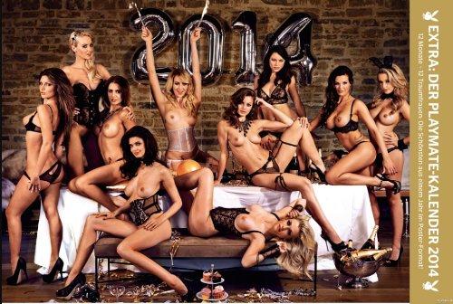 Playboy: Der Playmate-Kalender 2014