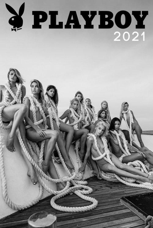 Playboy Ukraine - Calendar 2021